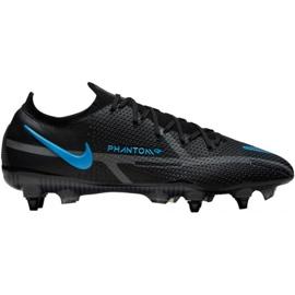 Buty piłkarskie Nike Phantom GT2 Elite SG-PRO Ac M DC0753-004 czarne czarne