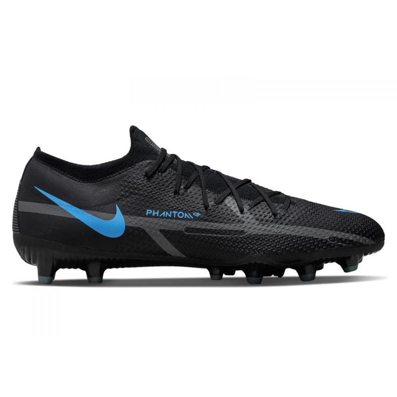 Buty piłkarskie Nike Phantom GT2 Pro Ag M DC0760-004 czarne czarne