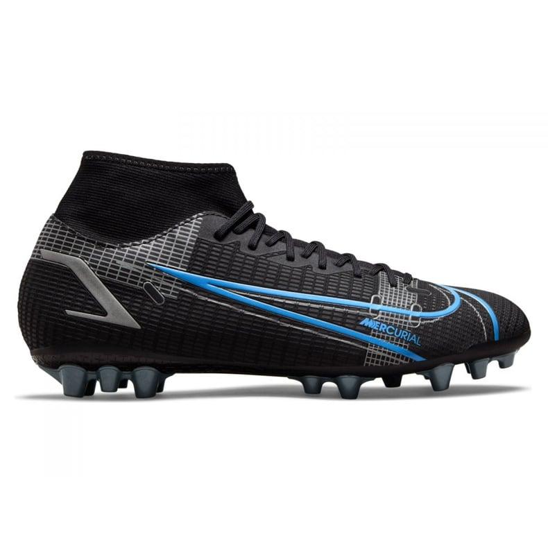 Buty Nike Superfly 8 Academy Ag M CV0842-004 czarne czarne
