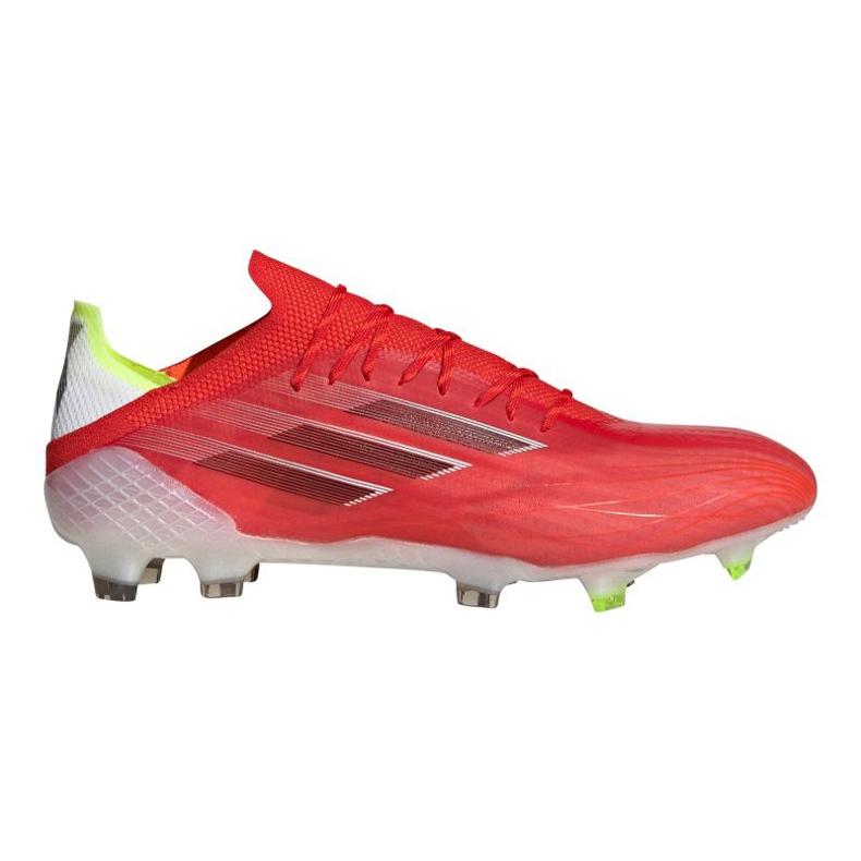 Buty adidas X Speedflow.1 Fg M FY6870 czerwone czerwone