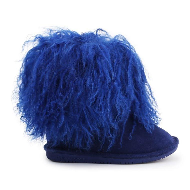 Buty BearPaw Jr 1854Y Cobalt Blue niebieskie