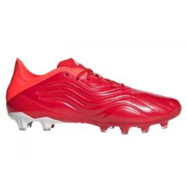 Buty piłkarskie adidas Copa Sense.1 Ag M FY6206 wielokolorowe czerwone