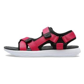Sandały 4F W H4L21-SAD002 55S różowe