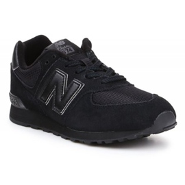 Buty New Balance Jr GC574TB czarne