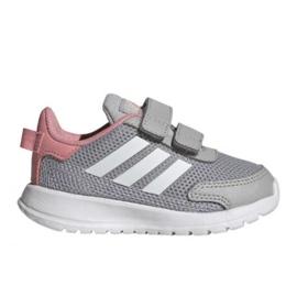 Buty adidas Tensaur Run I GZ2688 czerwone