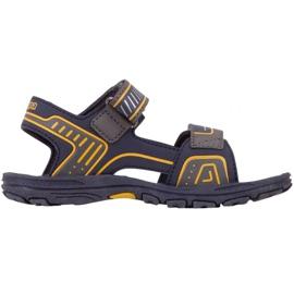 Sandały Kappa Paxos Jr 260864K 6744 niebieskie