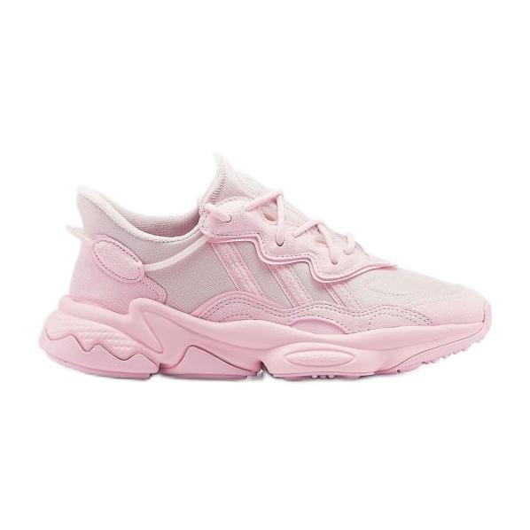 Buty adidas Ozweego W FX6094 różowe