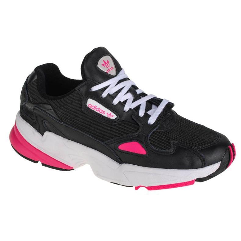 Buty adidas Originals Falcon W EE5123 czarne różowe
