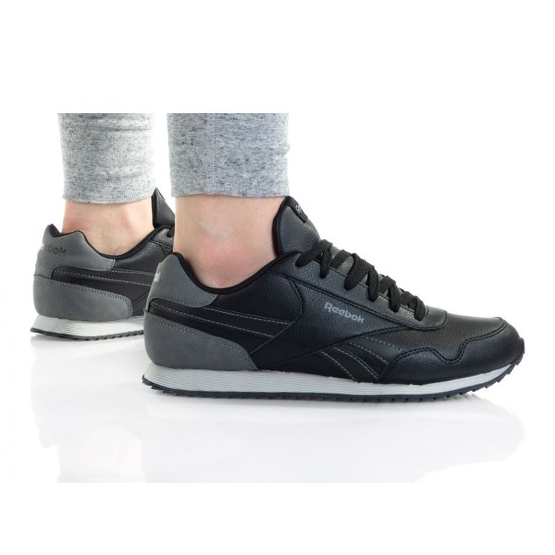 Adidas Buty Reebok Royal Cljog 3.0 Jr G58309 czarne