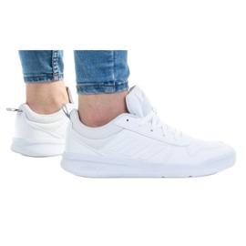 Buty adidas Tensaur K S24039 białe granatowe