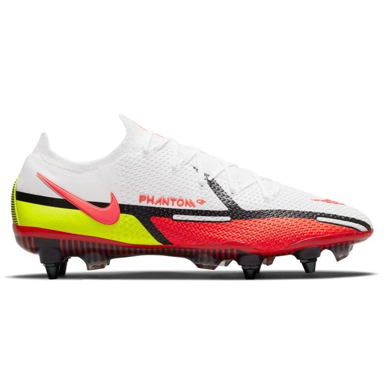 Buty piłkarskie Nike Phantom GT2 Elite SG-Pro Ac M DC0753-167 wielokolorowe białe
