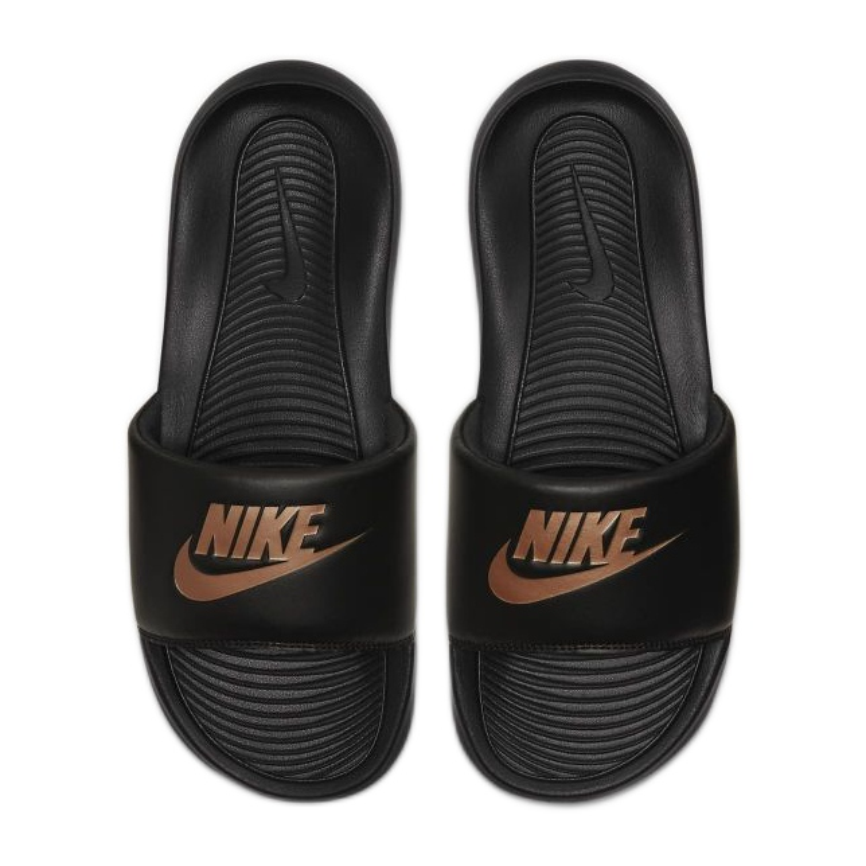 Klapki Nike Victori One Slide W CN9677-001 czarne