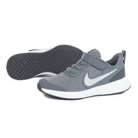 Buty Nike Revolution 5 Psv Jr BQ5672-004 czarne