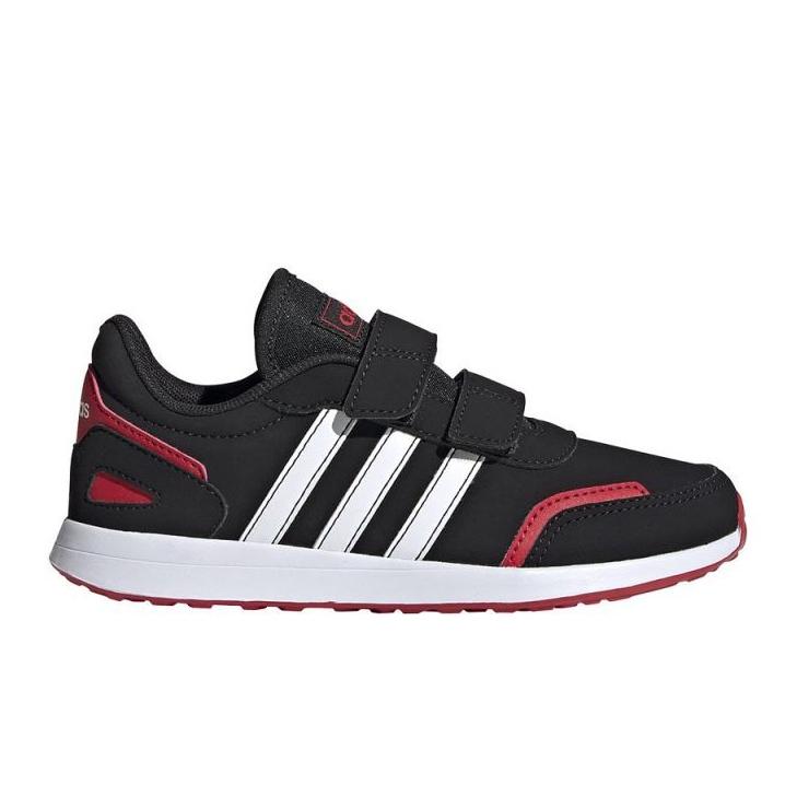Buty adidas Vs Switch 3 C Jr FW3984 czarne czerwone