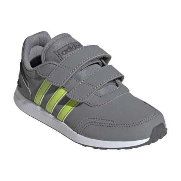 Buty adidas Vs Switch 3 C Jr H01739 szare zielone