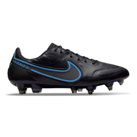 Buty piłkarskie Nike Tiempo Legend 9 Elite SG-Pro Ac M DB0822-004 czarne czarne