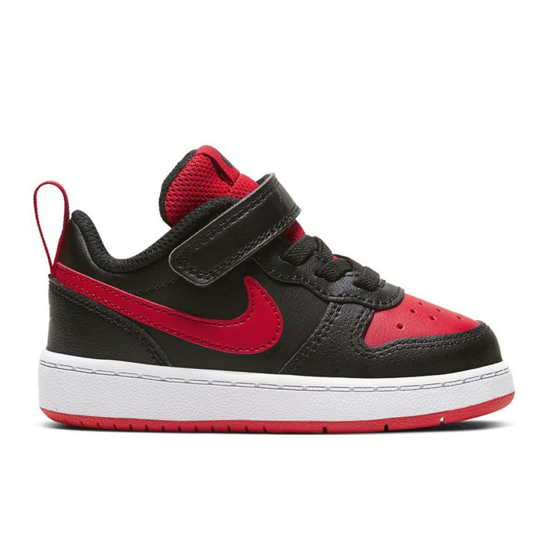 Buty Nike Court Brough Low 2 (TDV) Jr BQ5453-007 czarne