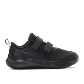 Buty Nike Star Runner 3 (TDV) Jr DA2778-001 czarne