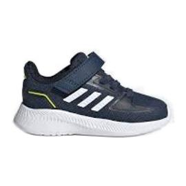 Buty adidas Runfalcon 2.0 K FZ0096 granatowe niebieskie