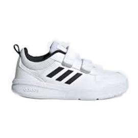 Buty adidas Tensaur C Jr S24051 białe niebieskie
