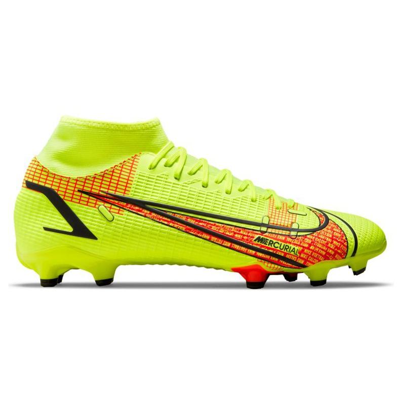 Buty piłkarskie Nike Superfly 8 Academy Mg M CV0843-760 zielone zielone