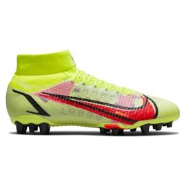Buty piłkarskie Nike Superfly 8 Pro Ag M CV1130-760 zielone zielone