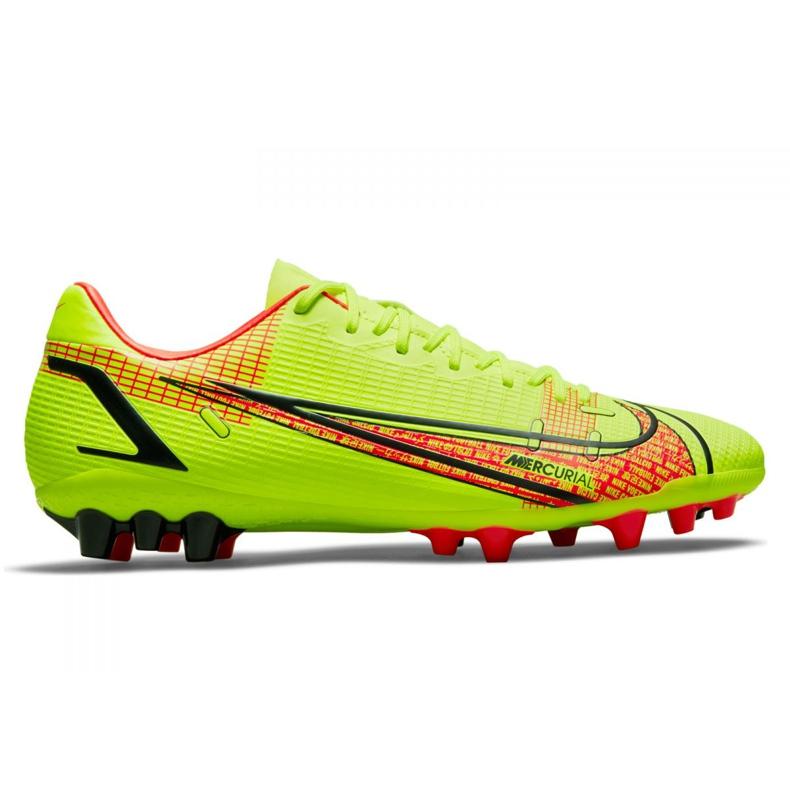 Buty piłkarskie Nike Vapor 14 Academy Ag M CV0967-760 zielone zielone