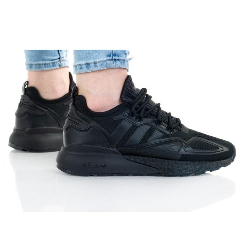Buty adidas Zx 2K Boost Jr GY2682 czarne