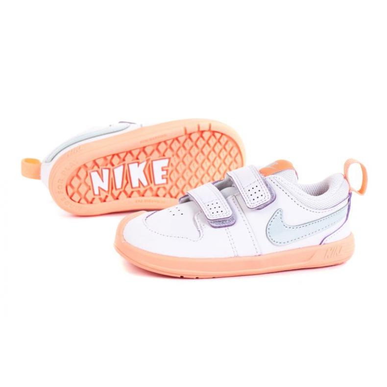 Buty Nike Pico 5 (TDV) Jr AR4162-504 białe