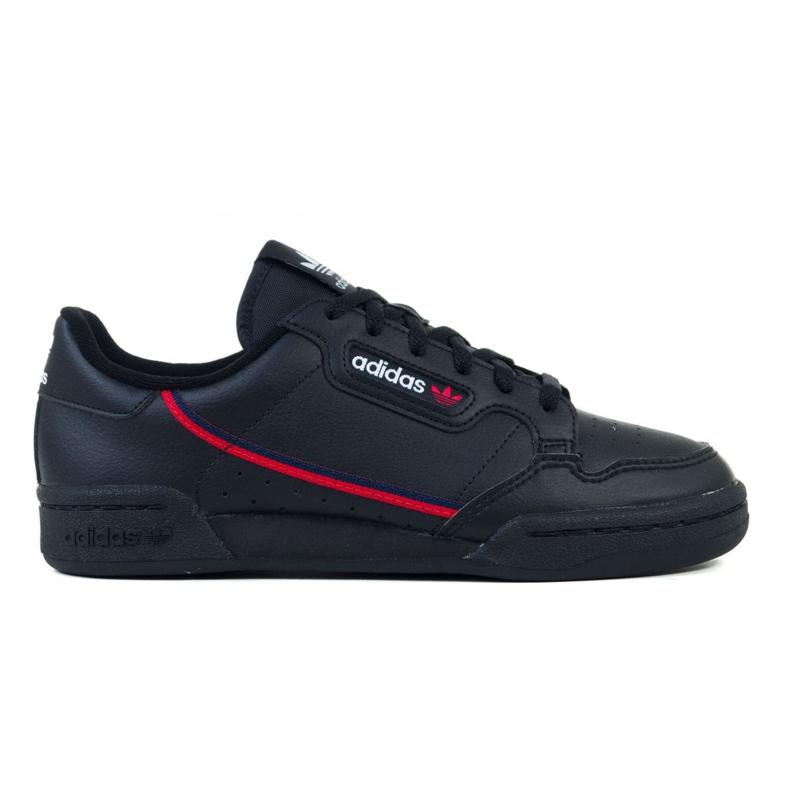 Buty adidas Continental Jr F99786 czarne