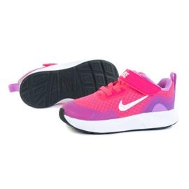 Buty Nike Warallay (TD) Jr CJ3818-600 różowe