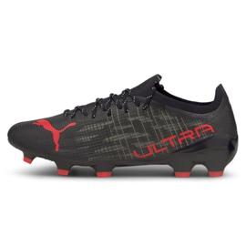 Buty piłkarskie Puma Ultra 1.3 Fg / Ag M 106477-03 czarne czarne