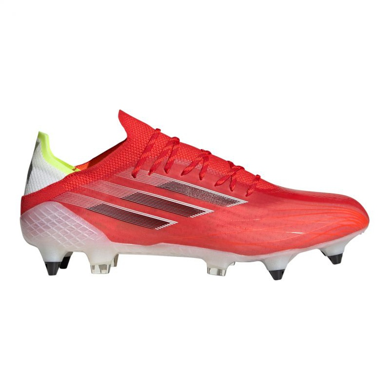Buty piłkarskie adidas X SpeedFlow.1 Sg M FY3355 wielokolorowe pomarańczowe