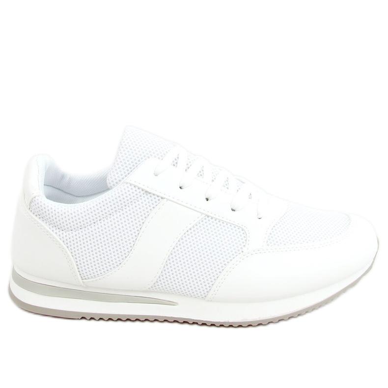 Buty sportowe damskie białe SC27H White
