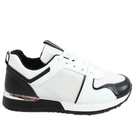 Buty sportowe wielokolorowe 5315 Black czarne