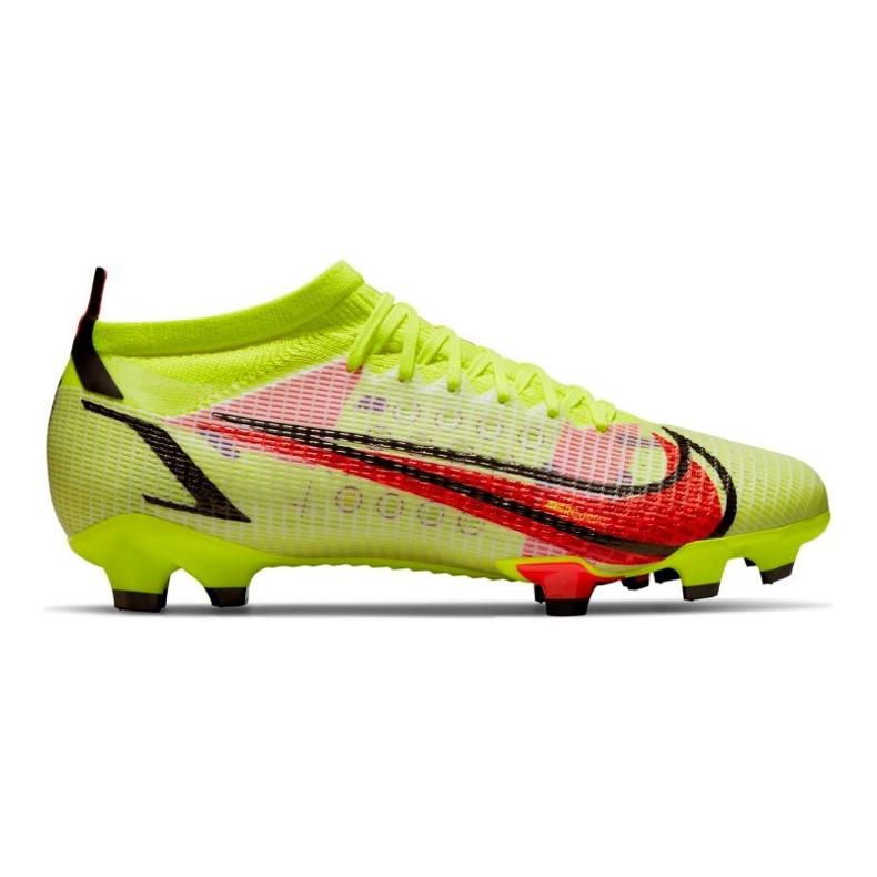 Buty piłkarskie Nike Mercurial Vapor 14 Pro Fg M CU5693-760 wielokolorowe żółte