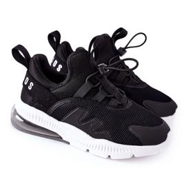Dziecięce Sportowe Buty Sneakersy ABCKIDS Czarne