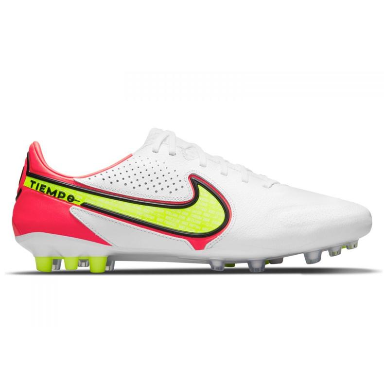Buty piłkarskie Nike Tiempo Legend 9 Pro AG-Pro M DB0448-176 wielokolorowe białe