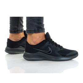 Buty Nike Downshifter 11 (GS) W CZ3949-002 czarne