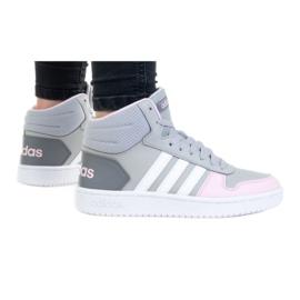 Buty adidas Hoops Mid 2.0 K GZ7772 czarne