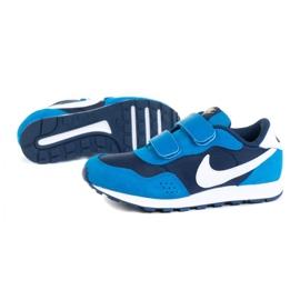 Buty Nike Md Valiant (PSV) Jr CN8559-404 fioletowe niebieskie