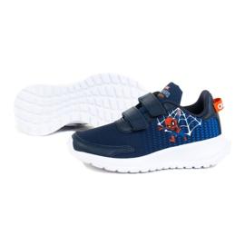 Buty adidas Tensaur Run C H01705 granatowe różowe