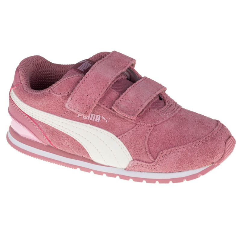 Buty Puma St Runner V2 Sd V Inf Jr 366002-09 różowe
