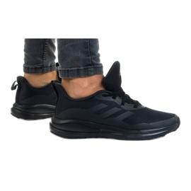 Buty adidas Fortarun K GZ0200 czarne