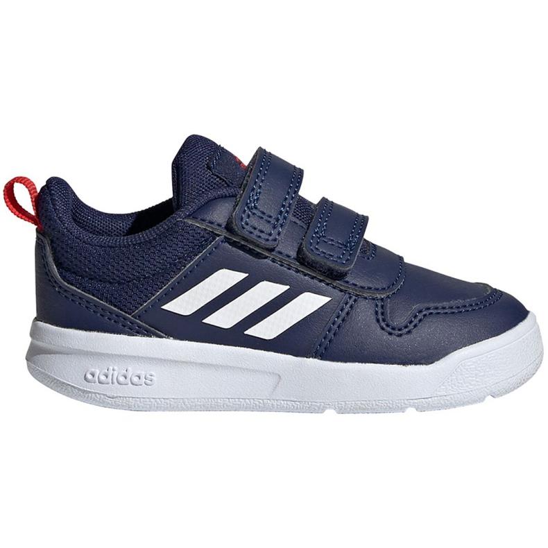 Buty adidas Tensaur I Jr S24053 granatowe