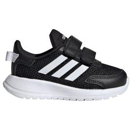 Buty adidas Tensaur Run I Jr EG4142 czarne