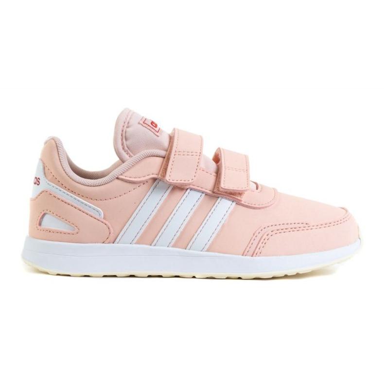 Buty adidas Vs Switch 3 C Jr H01738 różowe
