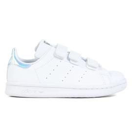 Buty adidas Stan Smith Cf C Jr FX7539 białe