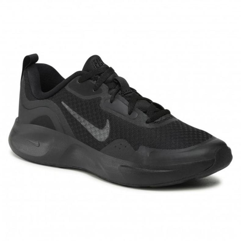 Buty Nike Wearallday (GS) W CJ3816-001 czarne