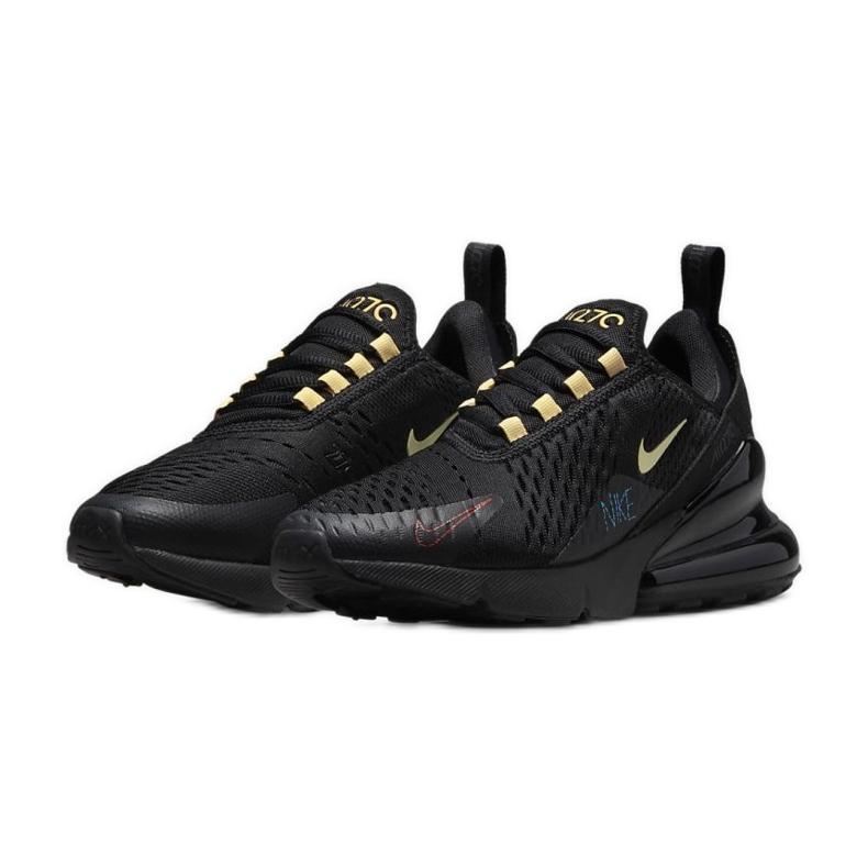 Buty Nike Air Max 270 Gs DN8001-001 czarne